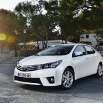2014 Toyota Corolla European specification (44)