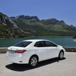 2014 Toyota Corolla European specification (52)