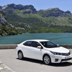 2014 Toyota Corolla European specification (53)
