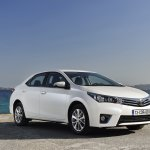 2014 Toyota Corolla European specification (58)