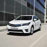 2014 Toyota Corolla European specification (8)