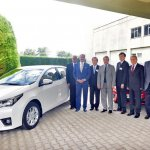 2014 Toyota Corolla production commencement in Turkey