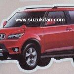 2015 Suzuki Jimny rendering