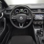All new Skoda Octavia RS cabin