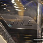 Ashok Leyland Stile headlight detail