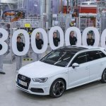 Audi A3 Three millionth car