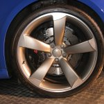 Audi RS 5 alloy wheel