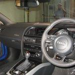 Audi RS 5 cabin