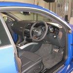 Audi RS 5 cockpit
