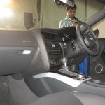 Audi RS 5 dashboard
