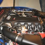 Audi RS 5 engine
