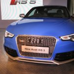 Audi RS 5 front fascia