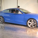 Audi RS 5 front three quarters