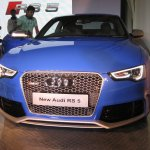 Audi RS 5 front