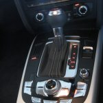 Audi RS 5 gear shifter