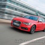 Audi S6/Fahraufnahme