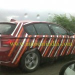 BMW 1 Series Spy picture India