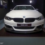 BMW 4 Series M Performance Parts front