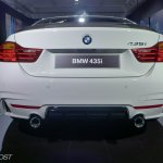 BMW 4 Series M Performance Parts rear
