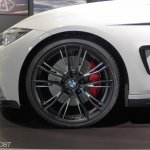BMW 4 Series M Performance Parts wheels