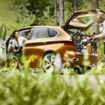 BMW Concept Active Tourer Outdoor boot