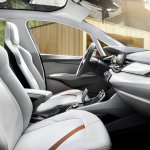 BMW Concept Active Tourer Outdoor front seats