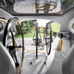 BMW Concept Active Tourer Outdoor interior cycle