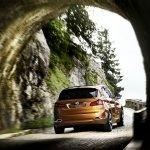 BMW Concept Active Tourer Outdoor rear view