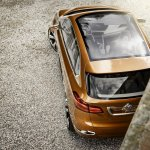 BMW Concept Active Tourer Outdoor sunroof