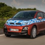 BMW i3 front three quarter