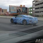 BMW i8 spotted testing in Las Vegas