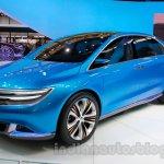 BYD-Daimler Denza EV Auto Shanghai 2013