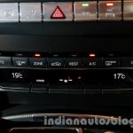 Climate control of the 2014 Mercedes E Class