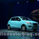 Datsun GO front three quarter