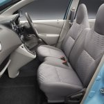 Datsun Go cabin front official image