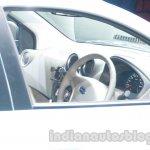 Datsun Go cockpit