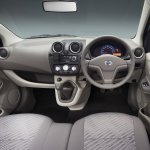 Datsun Go dashboard official image