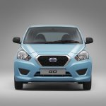 Datsun Go front fascia official image