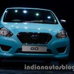 Datsun Go front fascia