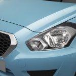 Datsun Go headlamp official image