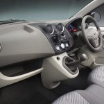 Datsun Go interior official image