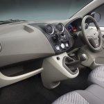 Datsun Go interior official image