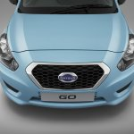 Datsun Go nose official image