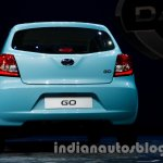 Datsun Go rear fascia