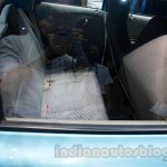 Datsun Go rear seat