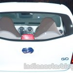Datsun Go rear windshield