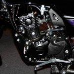 Engine of the Honda Dream Neo