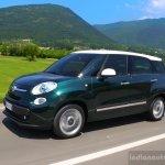 Fiat 500L Living front