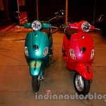 Front of the Vespa VX 125