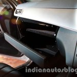 Glovebox of the 2014 Mercedes E Class